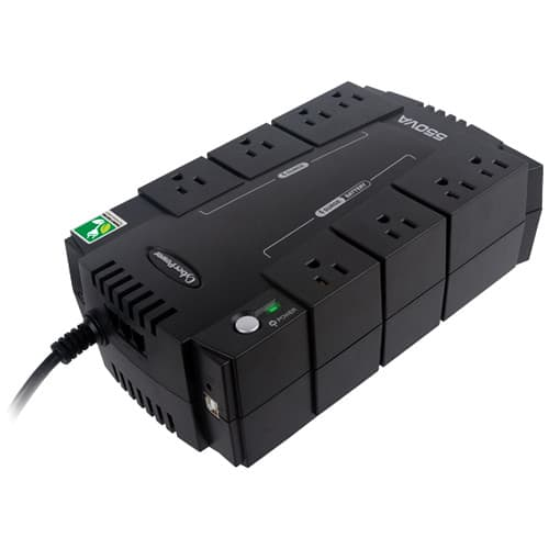 CyberPower CP550SLG Standby UPS $39.95 @ B&H Photo w/ Free Shipping