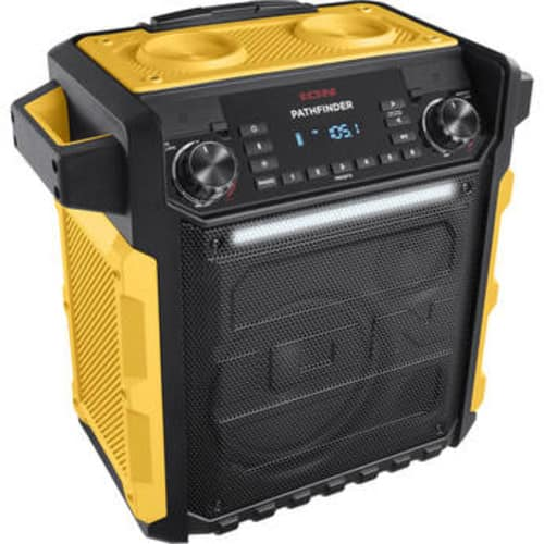 ION athfinder Waterproof Rechargeable Speaker System (Yellow) @ B&H Photo w/ Free Shipping $149.99