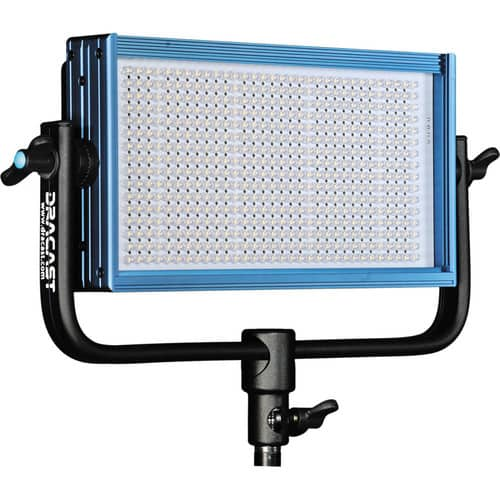 Dracast LED500 Pro Bi-Color LED Light with V-Mount Battery Plate  $199.95 @ B&H Photo w/ Free Shipping