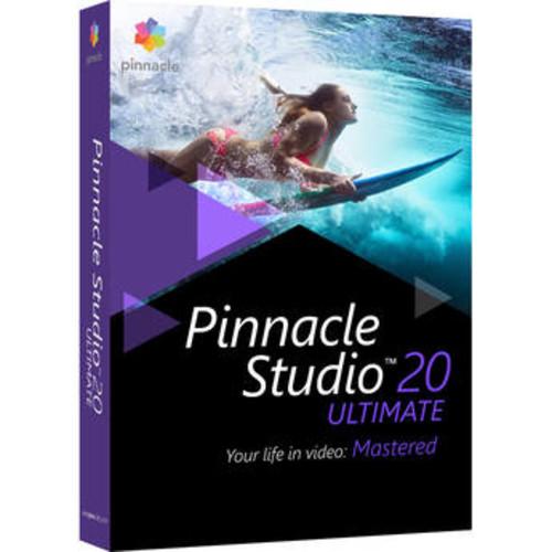 Pinnacle Studio 20 Ultimate $39.95 @ B&H Photo w/ Free Shipping