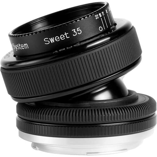 Lensbaby Composer Pro with Sweet 35 Optic for Various Cameras $199.95 @ B&H Photo w/ Free Shipping
