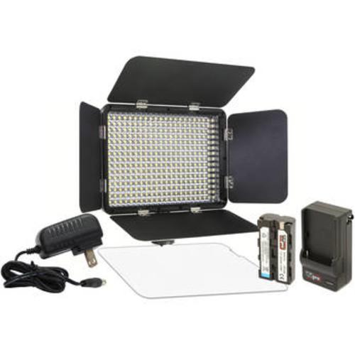 Vidpro LED-330X Variable-Color On-Camera LED Video Light Kit  $59.95 @ B&H Photo w/ Free Shipping