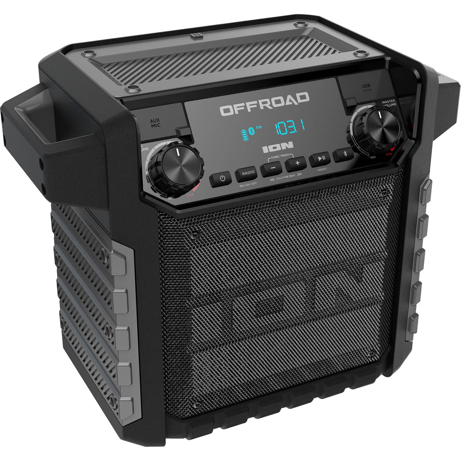 ION Offroad - 50W Water-Resistant Wireless Speaker System @ B&H Photo w/ Free Shipping $119
