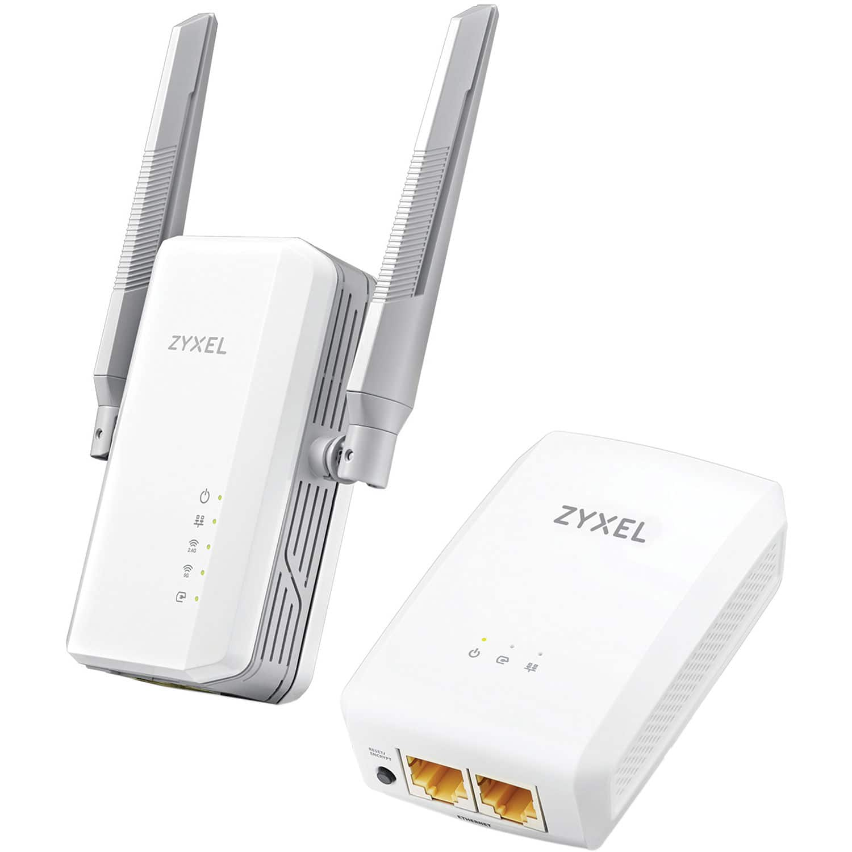 zyxel av1000 powerline homeplug kit w ac900 powerline wifi extender page 2. Black Bedroom Furniture Sets. Home Design Ideas