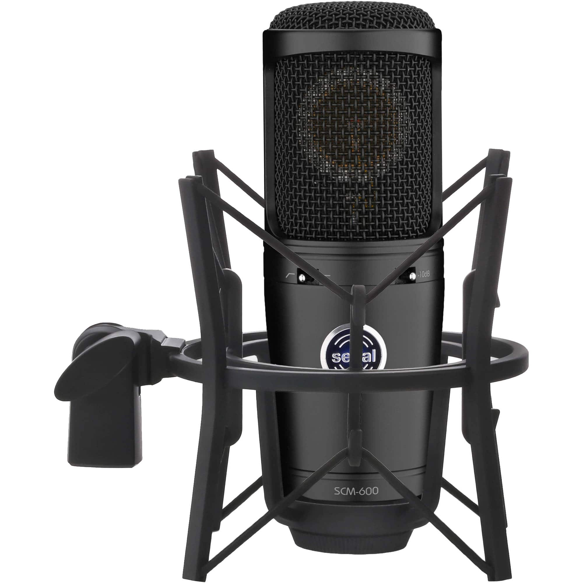 Senal SCM-600 Large-Diaphragm Cardioid Condenser Microphone $89 @ B&H Photo w/ Free Shipping