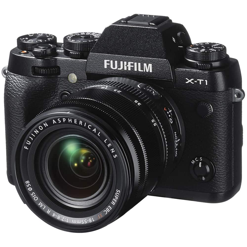 Fujifilm  X-T1 Mirrorless Digital Camera with 18-55mm Lens $849 @ B&H Photo w/ Free Shipping
