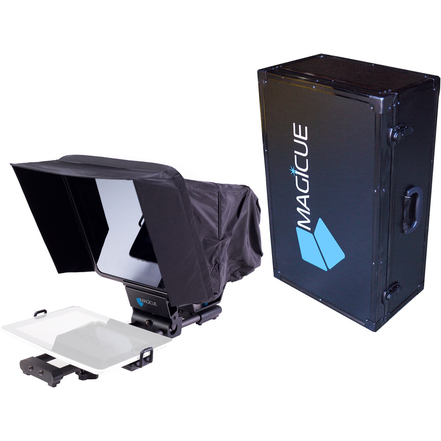 MagiCue  Mobile Teleprompter Kit w/ Aluminum Hard Case $199 @ B&H Photo w/ Free Shipping