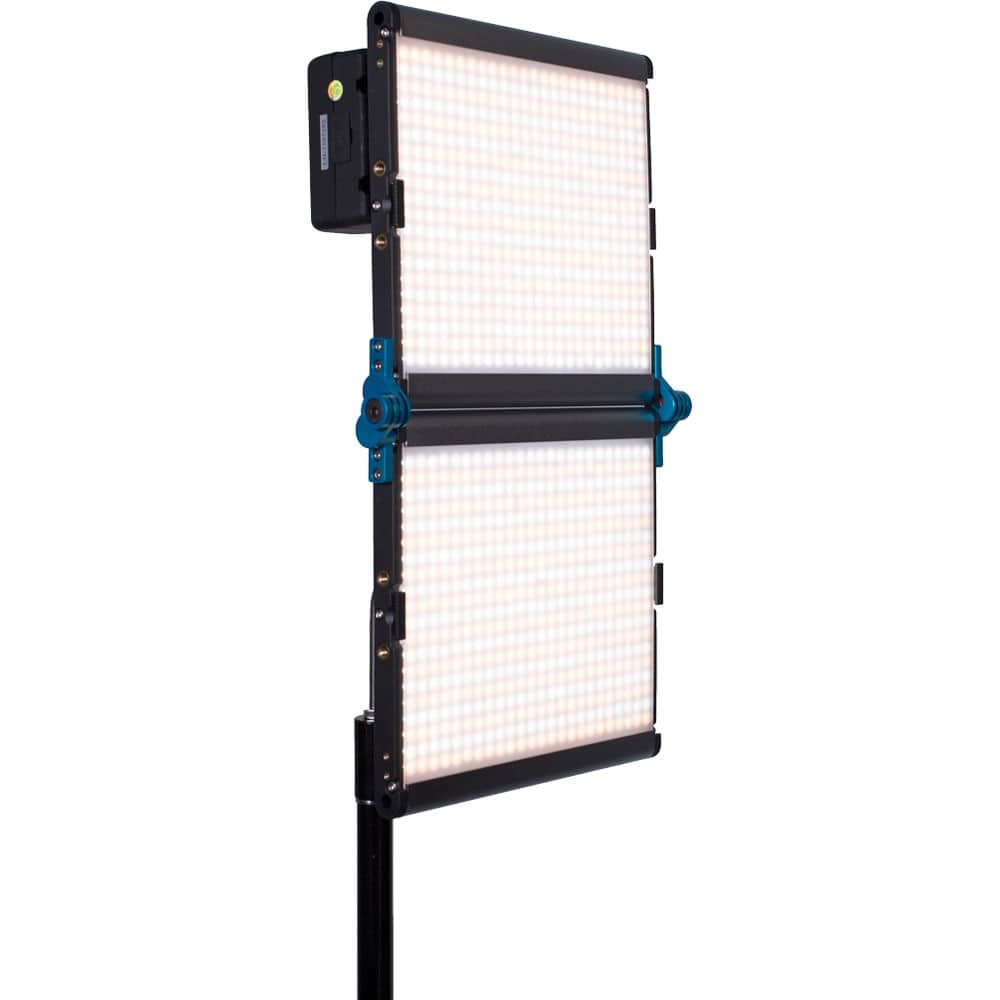 Dracast  LED1000 Silver Series Foldable Bi-Color LED Light $199.95 @ B&H Photo w/ Free Shipping