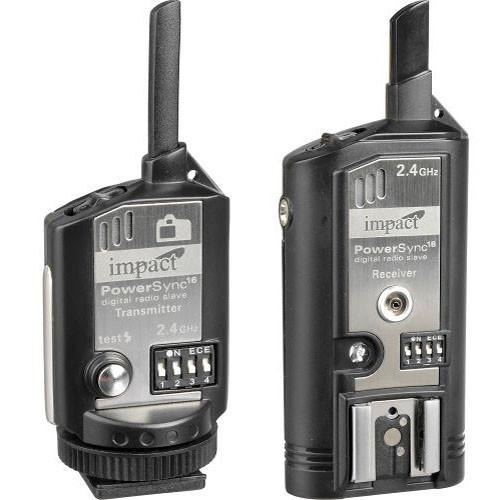 Impact  PowerSync16 DC Radio Slave System $74.98 @ B&H Photo w/ Free Shipping