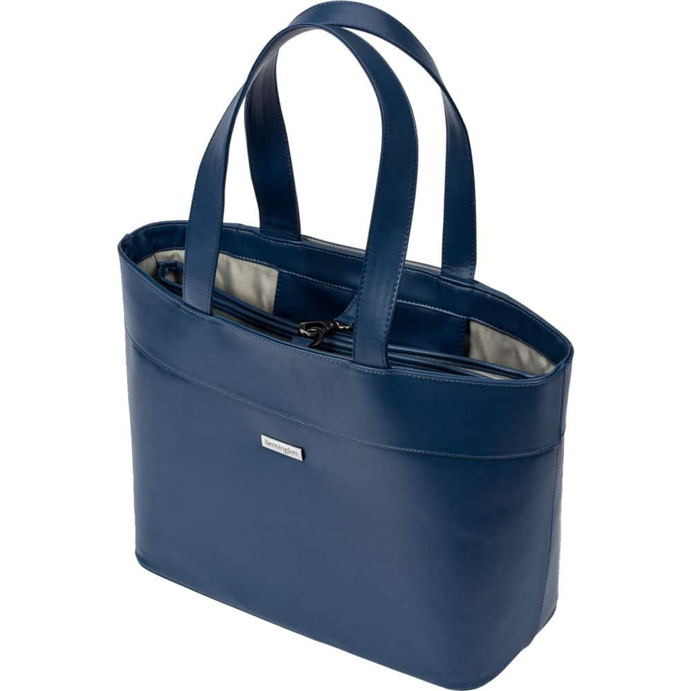 "Kensington  LM650 Jacqueline Tote for 15.6"" Laptop and 12"" Tablet (Navy)  $39.95 @ B&H Photo w/ Free Shipping"