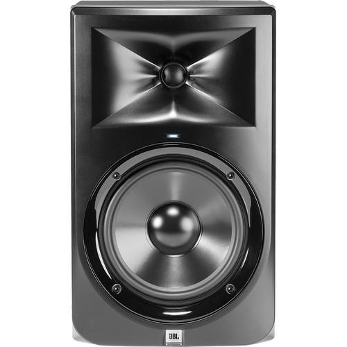 "JBL LSR308 8"" Two-Way Powered Studio Monitor Speaker  $129 + Free Shipping"