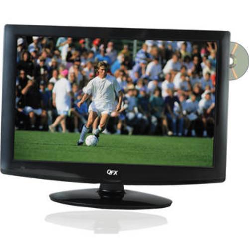 "QFX 18.5"" LED TV with ATSC / NTSC Tuner and DVD Player (Black) $99.95 @ B&H Photo w/ Free Shipping"