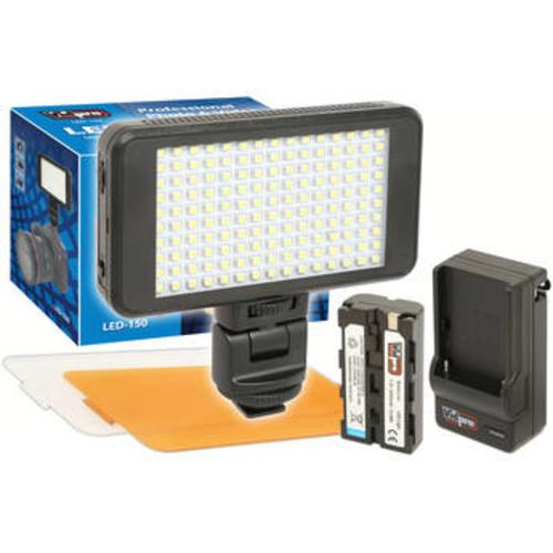 Vidpro Ultra-Slim LED-150 On-Camera Video Lighting Kit $39 @ B&H Photo w/ Free Shipping