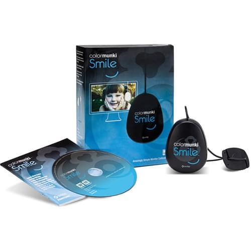 X-Rite ColorMunki Smile Color Calibration Solution $69.99 @ B&H Photo w/ Free Shipping