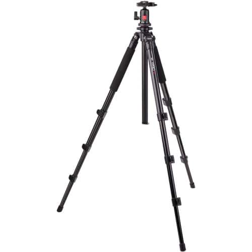 Oben AC-1441 4-Section Aluminum Tripod with BA-111 Ball Head  $79.95 @ B&H Photo w/ Free Shipping