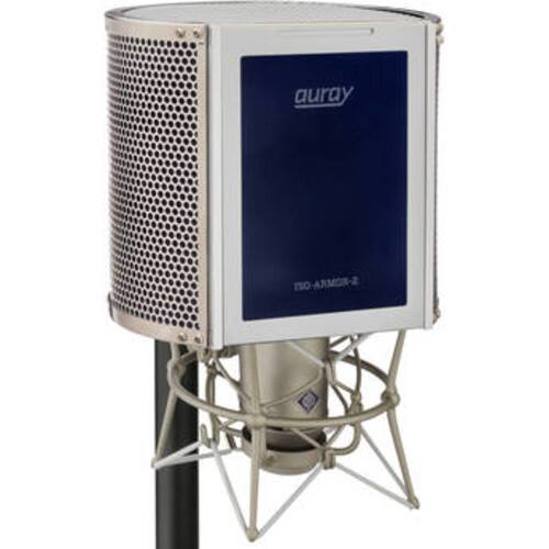 Auray ISO-ARMOR-2 Microphone Isolation Chamber $59.99 @ B&H Photo w/ Free Shipping