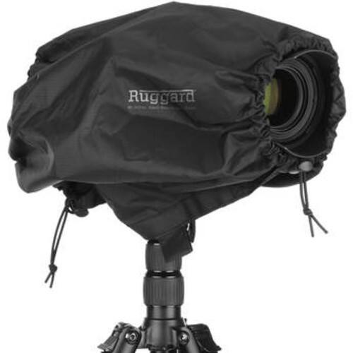 "Ruggard Fabric Rain Shield Small (14"") $12.95 @ B&H Photo w/ Free Shipping"