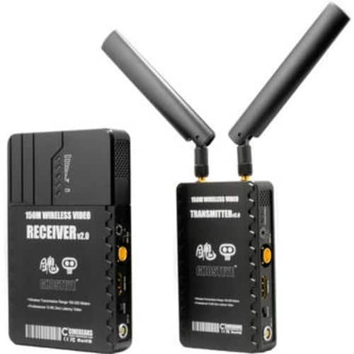 CINEGEARS Ghost-Eye 150M V2 Wireless HDMI/3G-SDI Transmission Kit (984') $1349 @ B&H Photo w/ Free Shipping