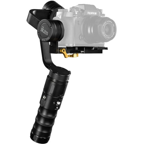 ikan MS-PRO Beholder 3-Axis Gimbal Stabilizer for Mirrorless Cameras $299 @ B&H Photo w/ Free Shipping