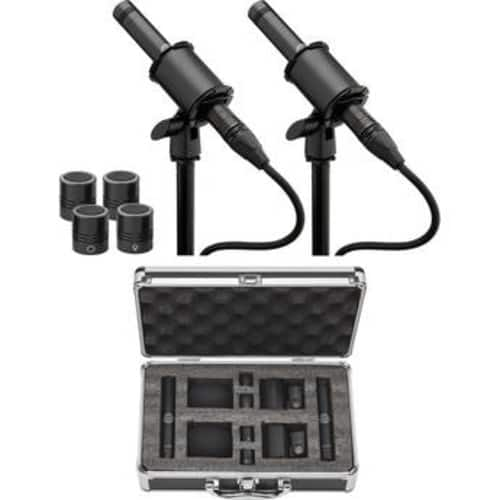 Senal SCI-3212MP Small-Diaphragm Condenser Microphone with Interchangeable Capsules (Matched Pair) $69.95  @ B&H Photo w/ Free Shipping