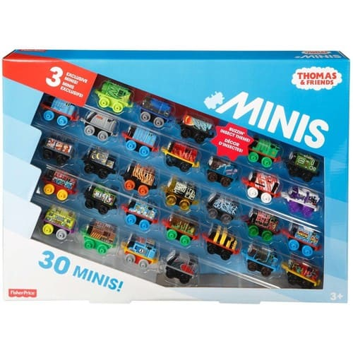 Fisher-Price Thomas & Friends Minis, 30 Pack $21.97 @ Walmart.com w/ Free In-Store Pickup