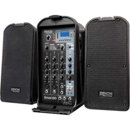 Denon Envoi Go Portable AC/Battery Powered PA System  $259 @ B&H Photo w/ Free Shipping