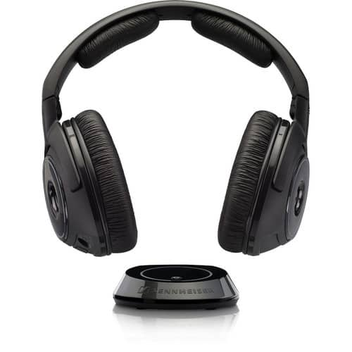 Sennheiser RS 160 Digital Wireless Headphones with Transmitter $84.95 @ B&H Photo w/ Free Shipping