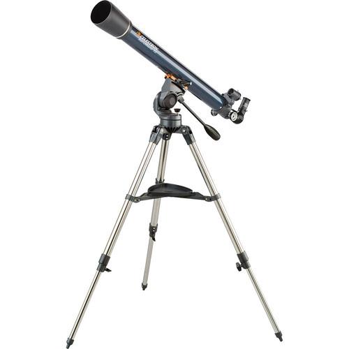 Celestron AstroMaster 70AZ 70mm f/13 Alt-Az Refractor Telescope $69.95 @ B&H Photo w/ Free Shipping