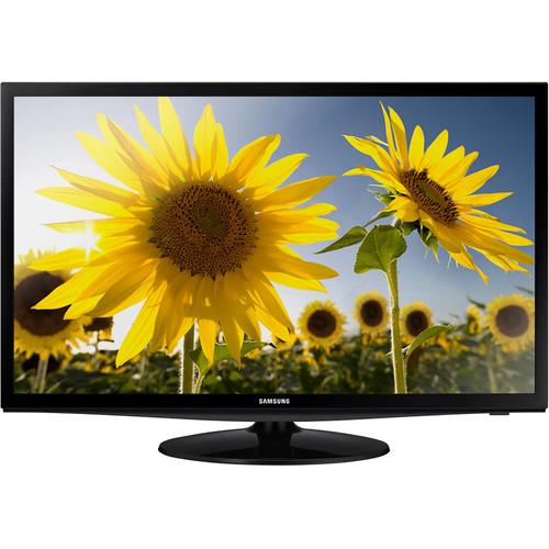 "Samsung UN28H4000 28"" Class 720p Slim LED HDTV $129.99 @ B&H Photo w/ Free Shipping"