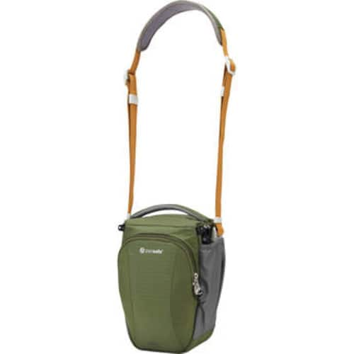 Pacsafe Camsafe V6 Anti-Theft Compact Camera Top Loader Bag (Olive/Khaki)  $24.95 @ B&H Photo w/ Free Shipping