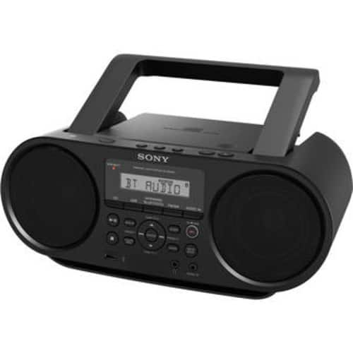 Sony ZS-RS60BT CD Boombox $59.99 @ B&H Photo w/ Free Shipping