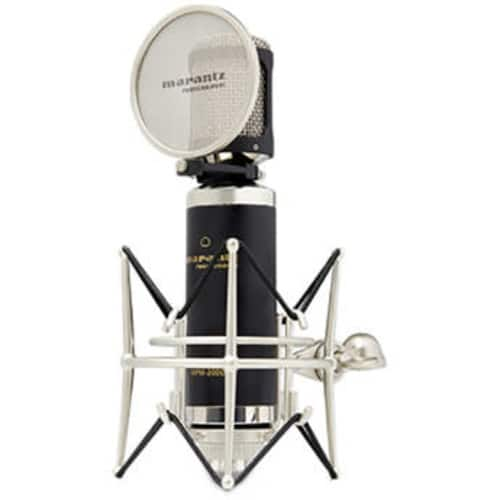 Marantz Professional MPM-2000 Large-Diaphragm Condenser Microphone $79 @ B&H Photo w/ Free Shipping