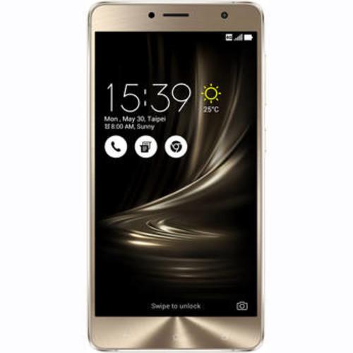 "ASUS ZenFone 3 Deluxe 5.5"" ZS550KL 32GB Smartphone (Unlocked, Glacier Silver)  $169.99 @ B&H Photo w/ Free Shipping"