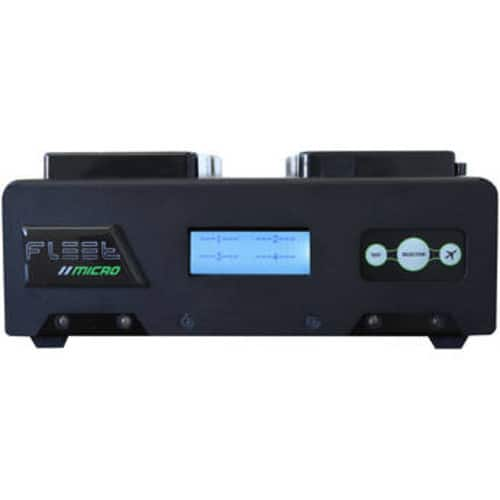 Core SWX Fleet Micro 3A Digital Quad Charger for Gold Mount Batteries  $649 @ B&H Photo w/ Free Shipping