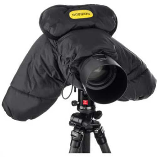 Ruggard DSLR Parka Cold and Rain Protector for Cameras and Camcorders (Black) $39.95 @ B&H Photo w/ Free Shipping