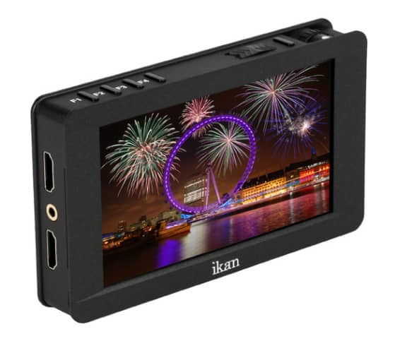"ikan DH5e 5"" HDMI On-Camera Monitor $199 @ B&H Photo w/ Free Shipping"