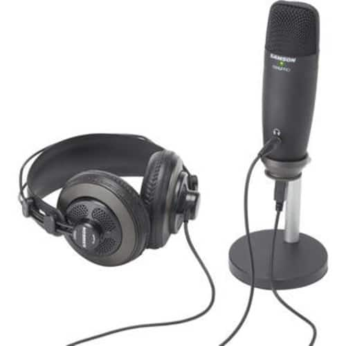 Samson C01U Pro Podcasting Pack (Black) $74.99 @ B&H Photo w/ Free Shipping