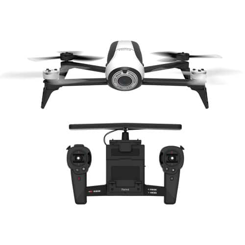 Parrot BeBop 2 Drone with Skycontroller (White)  $249.99 @ B&H Photo w/ Free Shipping