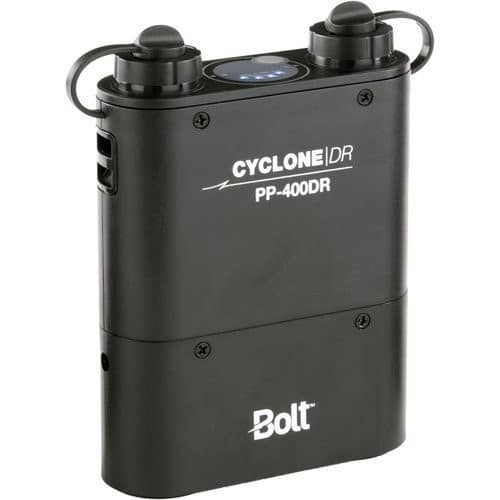 Bolt Cyclone DR PP-400DR Dual Outlet Power Pack $109.95 @ B&H Photo w/ Free Shipping