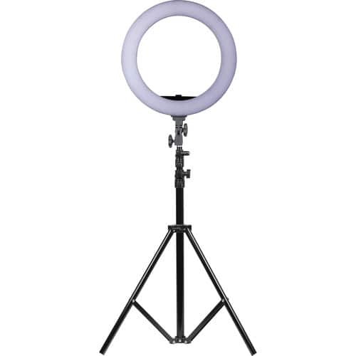 Dracast LED180 Halo Bi-Color Ringlight w/ Free Light Stand $139 @ B&H Photo w/ Free Shipping
