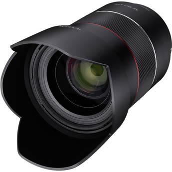 Rokinon AF 35mm f/1.4 FE Lens for Sony E $549 @ B&H Photo w/ Free Shipping