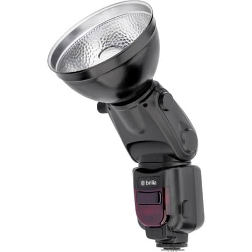Brilia BB-110N Bare-Bulb TTL Flash for Nikon Cameras $69.95 @ B&H Photo w/ Free Shipping