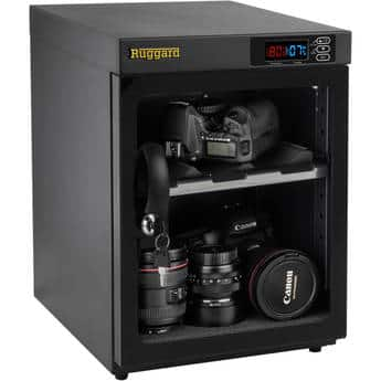Ruggard Electronic Dry Cabinet (30L) $79.95 (Other Sizes Available) @ B&H Photo w/ Free Shipping