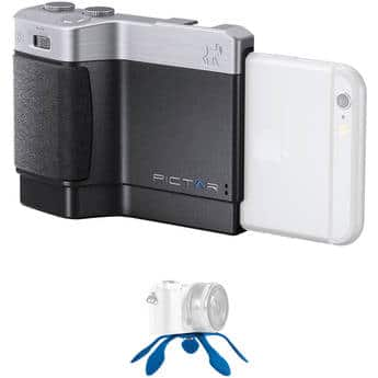 miggo Pictar Camera Grip for iPhone & Android w/ Mini Tripod Kit $69.98 @ B&H Photo w/ Free Shipping