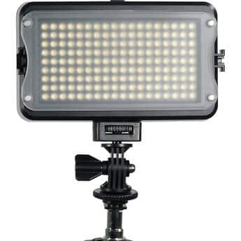 GVB Gear 162 Bicolor On-Camera LED Light with LCD Display and Shoe Mount Adapter $39.95 @ B&H Photo w/ Free Shipping