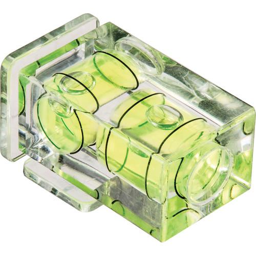 LensCoat 2 Axis Hot Shoe Bubble Level  $9.99 @ B&H Photo w/ Free Shipping