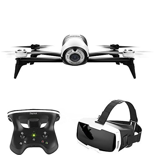 Parrot BeBop 2 Drone with FPV Bundle (White) $299 @ B&H Photo w/ Free Shipping