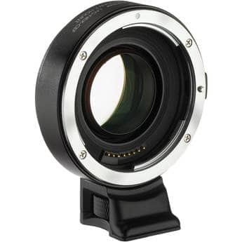 Vello Canon EF or Nikon F Lens to Sony E-Mount Camera Accelerator AF Lens Adapter $99.95 @ B&H Photo w/ Free Shipping