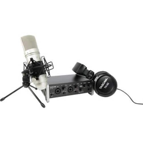 Tascam Trackpack 2x2 Recording Package $119.99 @ B&H Photo w/ Free Shipping