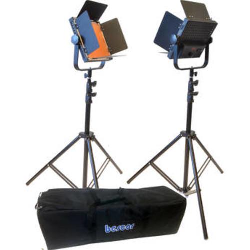 Bescor AL-576K LED Studio 2-Light Kit $199.95 @ B&H Photo w/ Free Shipping
